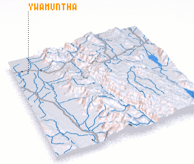 3d view of Ywamuntha