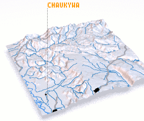 3d view of Chaukywa