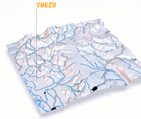3d view of Ywezu