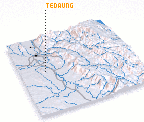 3d view of Tedaung