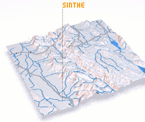 3d view of Sinthe