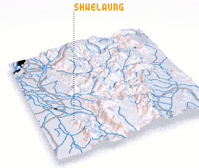 3d view of Shwelaung