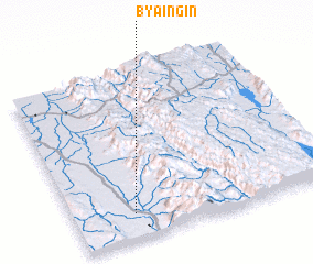 3d view of Byaing-in