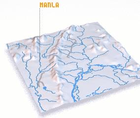 3d view of Mān La
