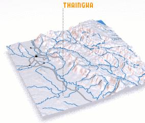 3d view of Thaingwa