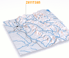 3d view of Zayitsan