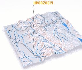 3d view of Hponzogyi