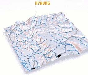3d view of Kyaung