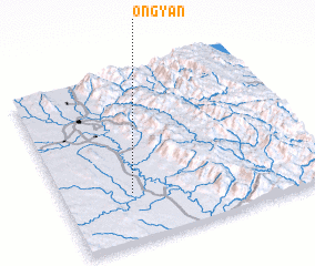 3d view of Ongyan