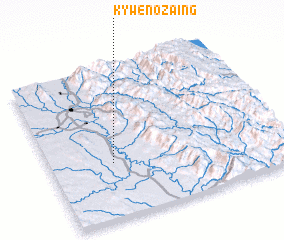 3d view of Kywenozaing