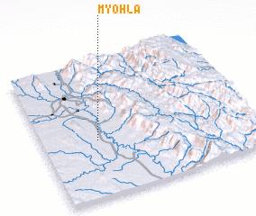 3d view of Myohla