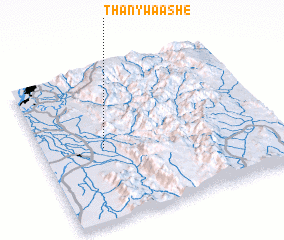 3d view of Thanywa Ashe