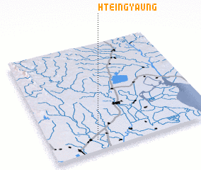 3d view of Hteingyaung