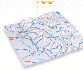 3d view of Sizongon