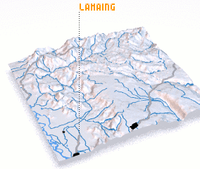 3d view of Lamaing
