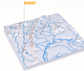 3d view of Mawhe