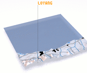 3d view of Loyang