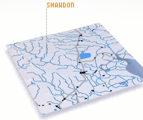 3d view of Shawdon