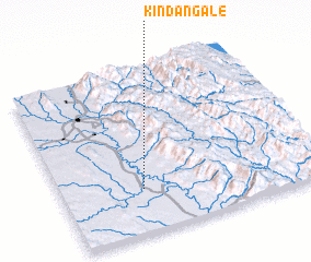 3d view of Kindangale