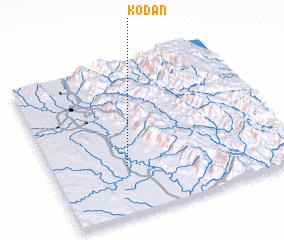 3d view of Kodan