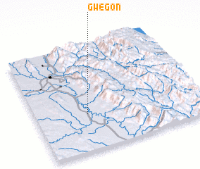 3d view of Gwegon