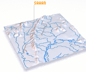 3d view of Sawan