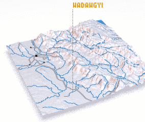 3d view of Wadawgyi