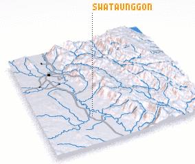 3d view of Swa Taunggon