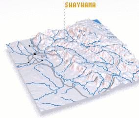3d view of Swa Ywama
