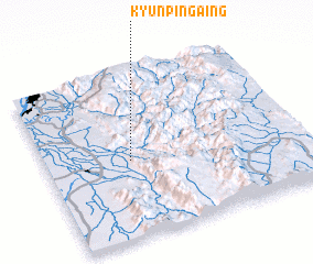 3d view of Kyunpingaing