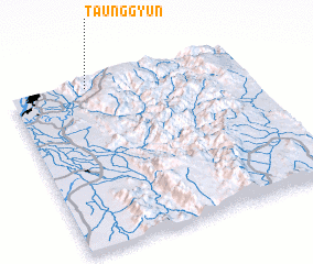 3d view of Taunggyun