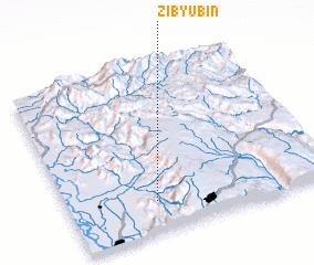 3d view of Zibyu-bin