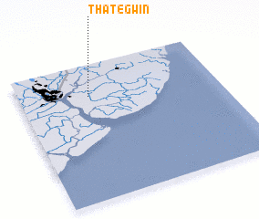 3d view of Thategwin