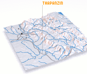 3d view of Thapanzin