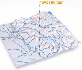 3d view of Zayatkyigon