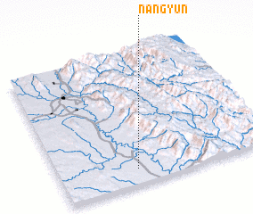3d view of Nangyun
