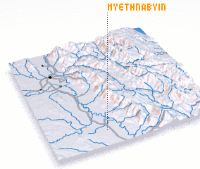 3d view of Myethnabyin