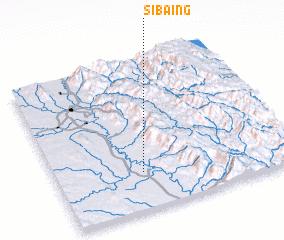 3d view of Sibaing