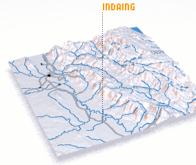 3d view of Indaing