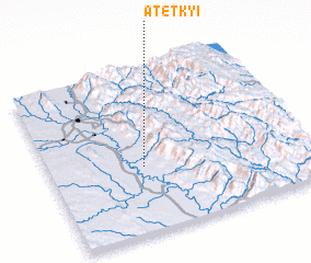 3d view of Atetkyi