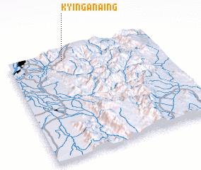 3d view of Kyin-ganaing