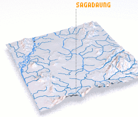 3d view of Sagadaung