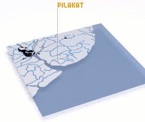 3d view of Pilakat