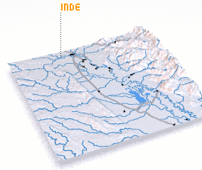 3d view of Inde
