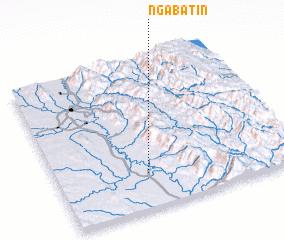 3d view of Ngabat-in