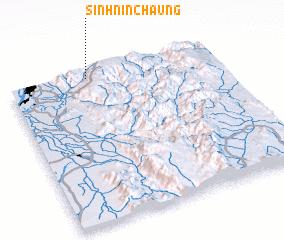 3d view of Sin-hnin-chaung