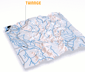 3d view of Twin-nge