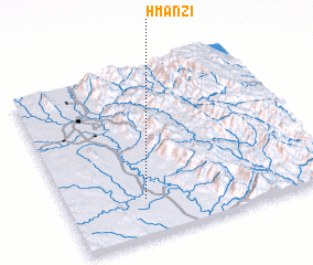3d view of Hmanzi