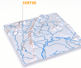 3d view of Sumton