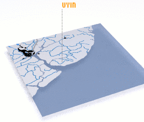 3d view of Uyin